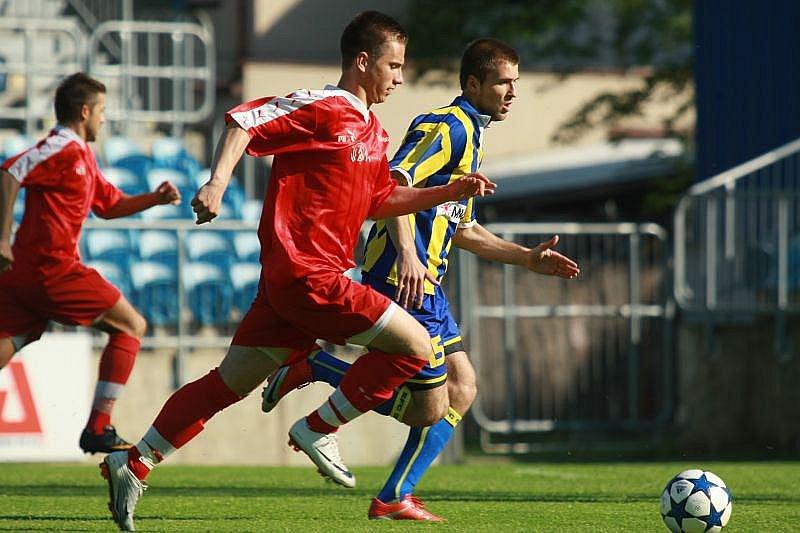 Slezský FC Opava B - Nový Jičín 1:0