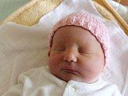 Veronika Martinů se narodila 3. března, vážila 2,99 kilogramů a měřila 48 centimetrů. Rodiče Jana a Radek z Opavy své prvorozené dceři přejí, aby byla v životě zdravá, šťastná a spokojená.