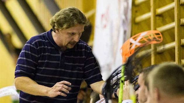 Robert Segeťa dotáhl Opavu až do finále Národní ligy.