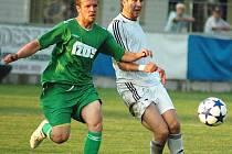 Horst Siegl mladší (v bílém)