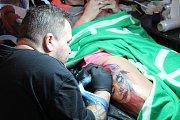 Tattoo Session Silesia v Opavě.