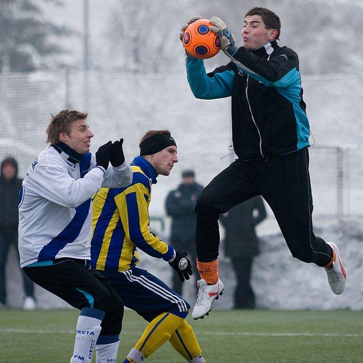 Slezský FC Opava - Fotbal Frýdek-Místek 1:1