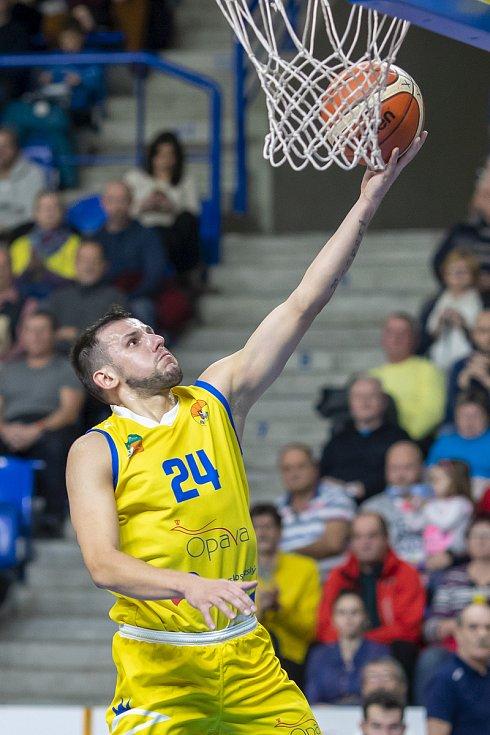 Jakub Šiřina, kapitán BK Opava