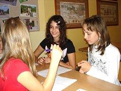 Studenti Základní školy a gymnázia ve Vítkově se zapojili do unikátního projektu.