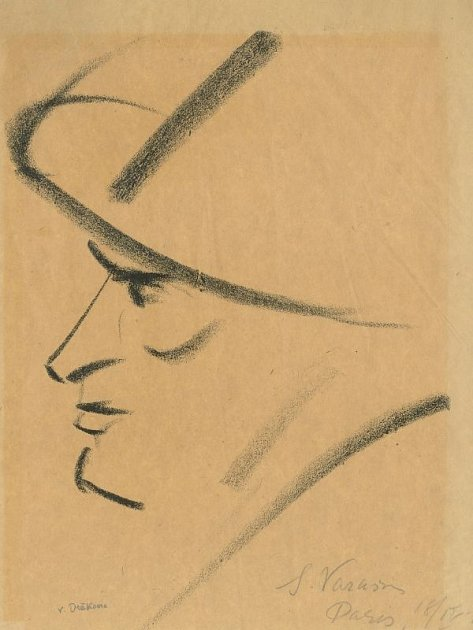 Kresba Valentina Držkovice.