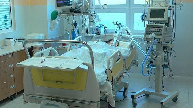 Dekubitní matrace nemobilním pacientům nesmírně uleví.