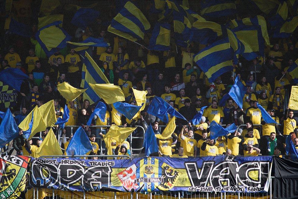 fanoušci SFC Opava