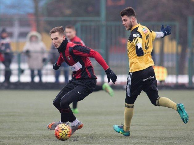 Slezský FC Opava B – FC Hlučín 3:3