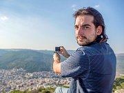 Pavel Klega je na cestě kolem světa už rok a půl, nyní chce objet africký kontinent.