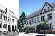 Podoba Národního domu v době svého otevření a dnes. Rekonstrukce by ji neměla narušit.