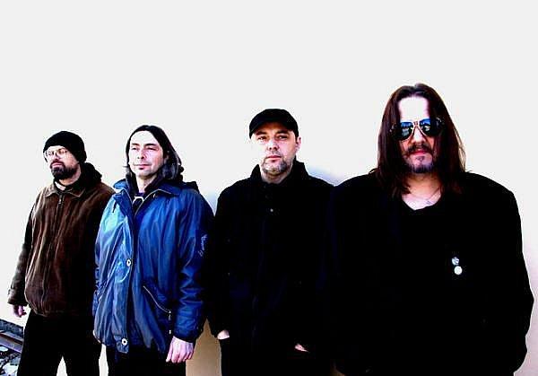 Hardcorová kapela Našrot