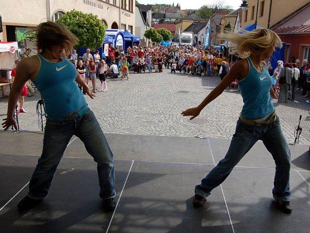 V pondělí 7. května se akce Den s Deníkem konala v Hradci nad Moravicí.