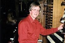 Douglas Hollick, hlavní protagonista druhého koncertu Mezinárodního varhanního festivalu barokní hudby.