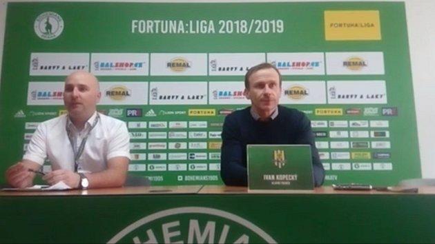 Videoohlasy Bohemians Praha – SFC Opava