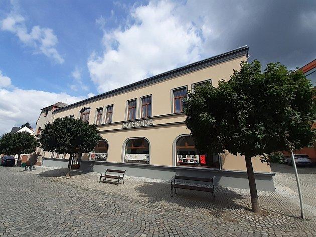 Budova Babince vHradci nad Moravicí po rekonstrukci, září 2021.