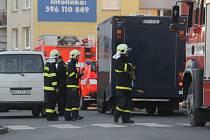 Pravděpodobně letecká puma stála za pondělní mohutnou evakuací na sídlišti v opavských Kateřinkách.