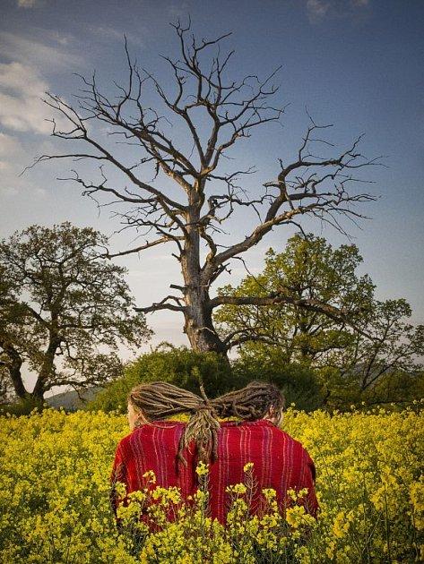 V kategorii Portrét zvítězil student Institutu tvůrčí fotografie Daniel Laurinc se svým cyklem Kořeny.