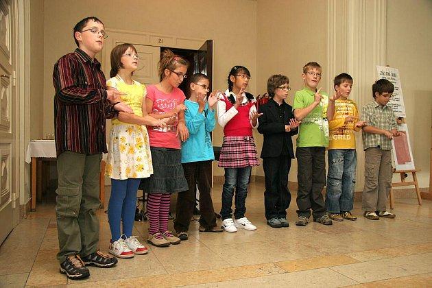 Talent je talent, ať už jste staří nebo mladí, vidomí či nevidomí.