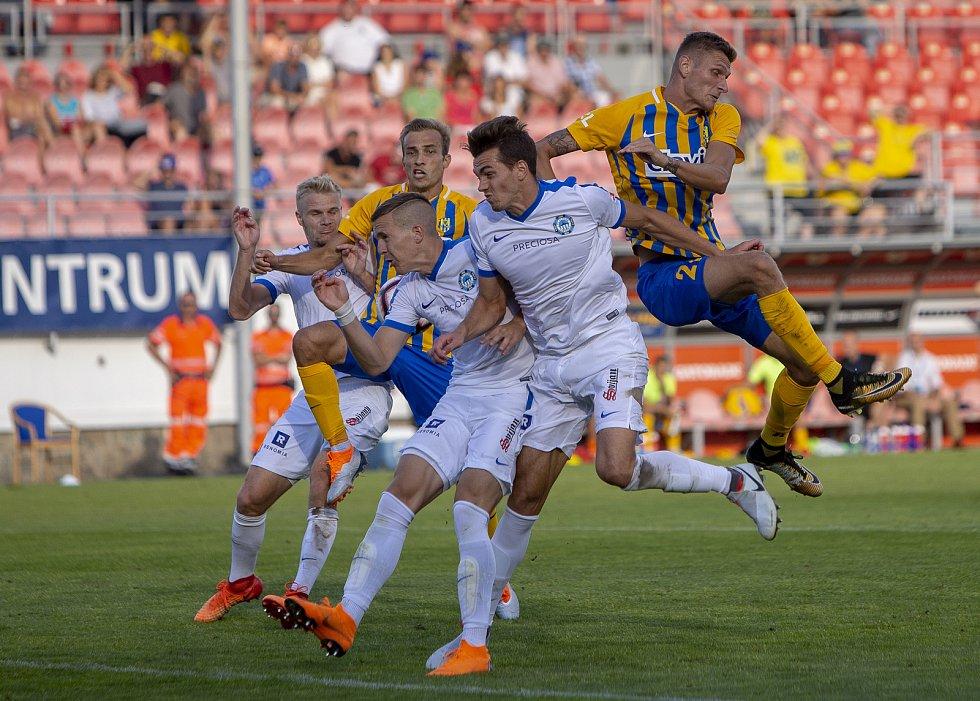 SFC Opava-Slovan Liberec 1:1