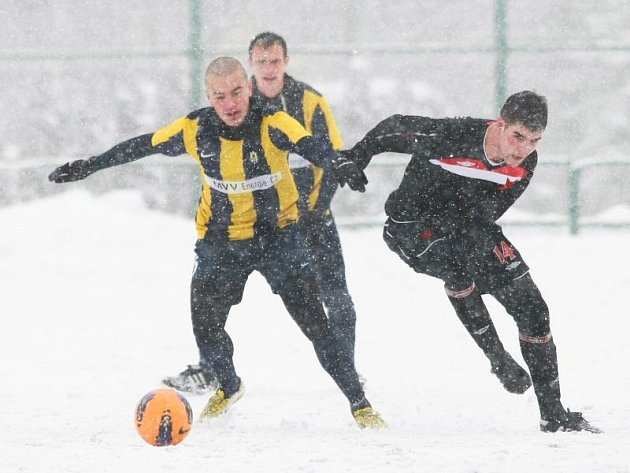 Slezský FC Opava - FK Slavia Orlová 1:1