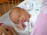 Zuzana Sváčková se narodila 20. února, vážila 2,58 kilogramů a měřila 42 centimetrů. Rodiče se sestřičkou Terezkou z Budišova nad Budišovkou přejí Zuzance hlavně zdravíčko.