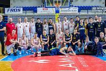 Opavské basketbalové derby: BK Opava'B' - Basket Opava 2010 102:99