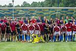 Slezský FC Opava – ČAFH (hráči bez angažmá) 2:2
