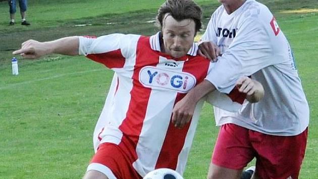Marcel Melecký hraje fotbal už jen pro radost.