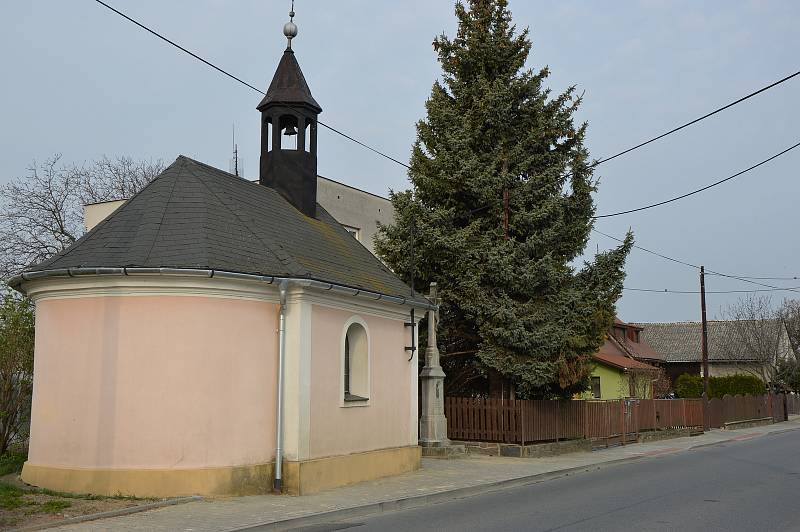 Kaple Rybníčky.