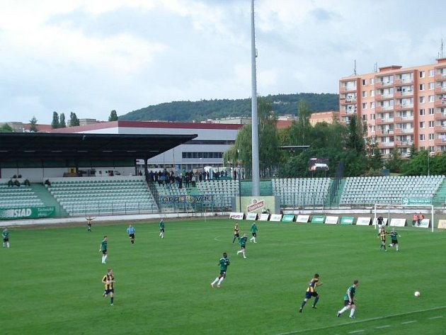 FK Baník Most – Slezský FC Opava 5:1