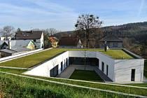Letošní Cenu J. M. Olbricha obdržel rodinný dům v Suchých Lazcích.