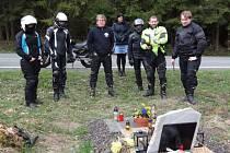 Motorkáři opět uctí svého zemřelého kamaráda Dina.