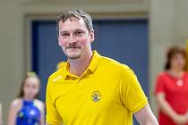Kryštof Vlček, asisten trenéra BK Opava