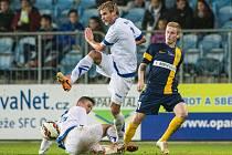 Slezský FC Opava – FC Fastav Zlín 3:1