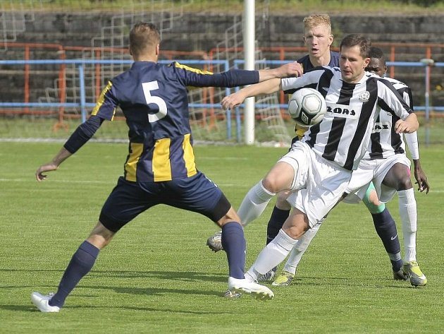 FC Žďas Žďár nad Sázavou - Slezský FC Opava 0:2