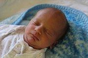 Matheo Vavřínek se narodil 14. prosince 2018, vážil 3,37 kilogramu a měřil 49 centimetrů. Rodiče Katka a Lukáš ze Žimrovic přejí svému prvorozenému synovi do života zdraví, štěstí, spokojenost a dobré lidi kolem sebe.