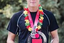 Jan Šimon v nizozemském Maastrichtu opanoval Ironmana ve své věkové kategorii.