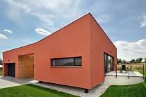 Letošní ročník Opavské ceny J. M. Olbricha získala novostavba rodinného domu ve Slavkově, jejímiž autory jsou architekti Tomáš Bindr a Jan Zelinka z Atelieru 38.