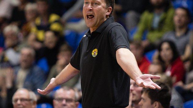 Basket: BK Opava - BK Pardubice