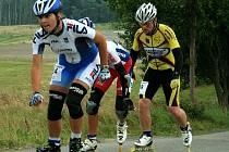 22. srpna pokračoval v Liberci seriál inlajnových závodů O2 Inline Cup 2009.