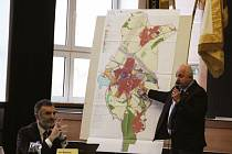 Jednání o územním plánu se v úterý protáhlo na více než čtyři hodiny.