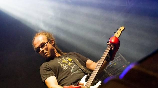 Frontman kapely Horkýže Slíže Peter Hrivňák.