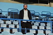 Pavel Zavadil se stal sportovním manažerem SFC Opava. Foto. Eliška Žídková