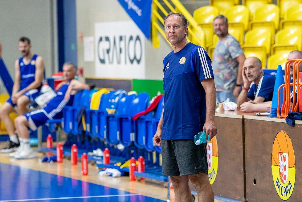 Petr Czudek, trenér BK Opava. Foto: Deník/Petr Widenka