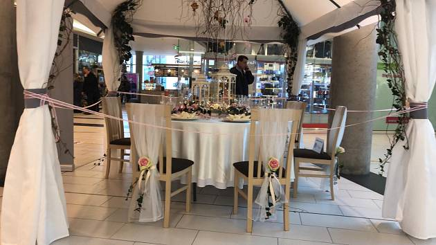 Přípravy na svatební veletrh v Bredě, který se uskuteční už zítra - v sobotu 16. února.