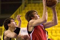BK Breda & Weinstein Opava - Basketball Brno 92:73
