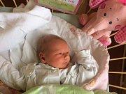 Emílie Riemlová se narodila 23. dubna, vážila 2,97 kilogramů a měřila 46 centimetrů. Rodiče Žaneta a Aleš z Kravař přejí své prvorozené dceři hlavně zdraví a životní nadšení.