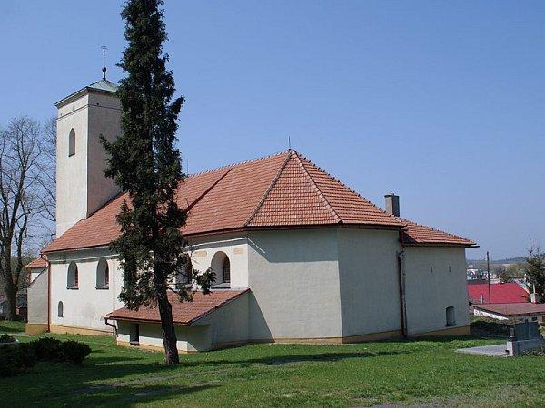 Nedaleko vítkovského kostela se nachází hřbitov, kde je pochován Jan Zajíc.
