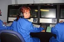 Marie Kotzurová z Bohuslavic ve vesmírném táboře NASA.