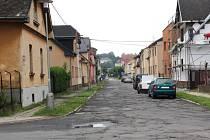 Anenská ulice v Opavě. Ilustrační foto.